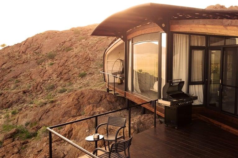 Desert Whisper Namibia side view