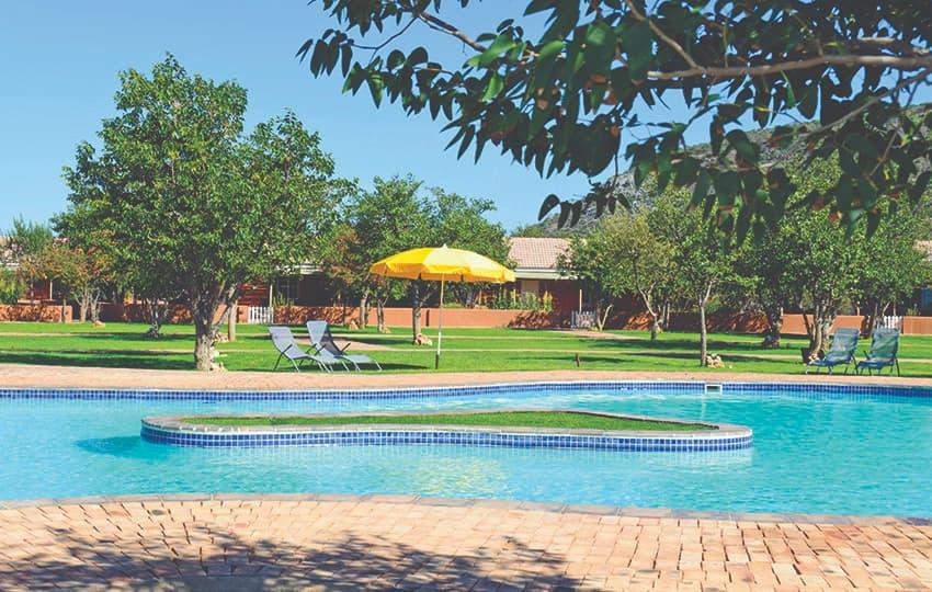 Damara Mopane Lodge web