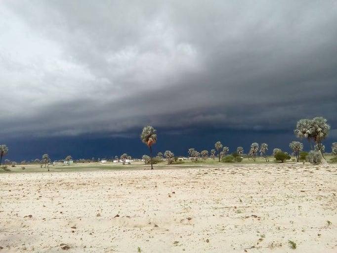 Rain Namibia