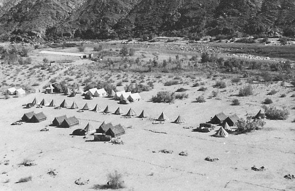 Ai-Ais in the 1950s.