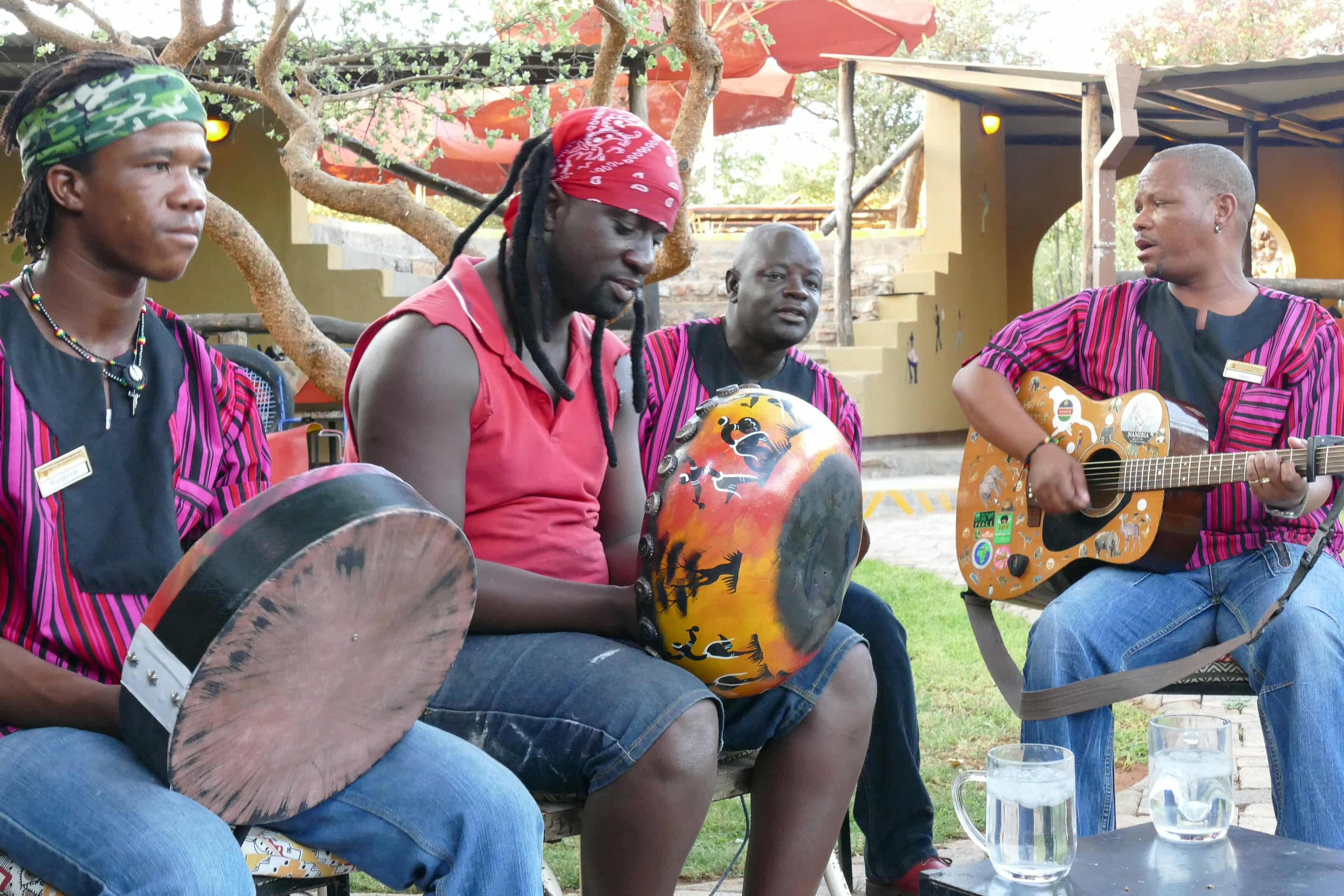Mbira, Nyati, Etosha Safari Camp and Lodge, Thumbpiano