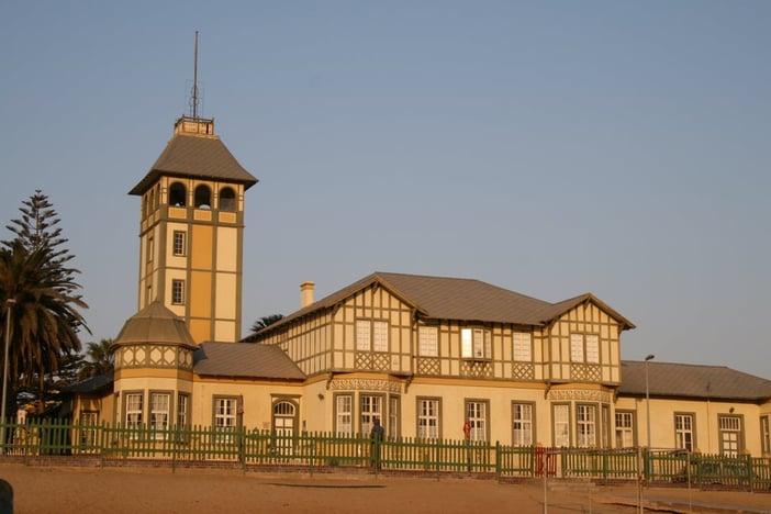 Woermannhaus in Swakopmund.