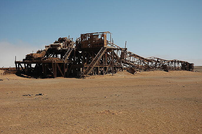 Namibia Skeleton Coast source: Wikipedia (Patrick Giraud)