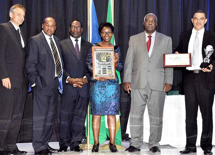 Gondwana Collection Namibia was rewarded as Overall Best Performer for its AA-Programme