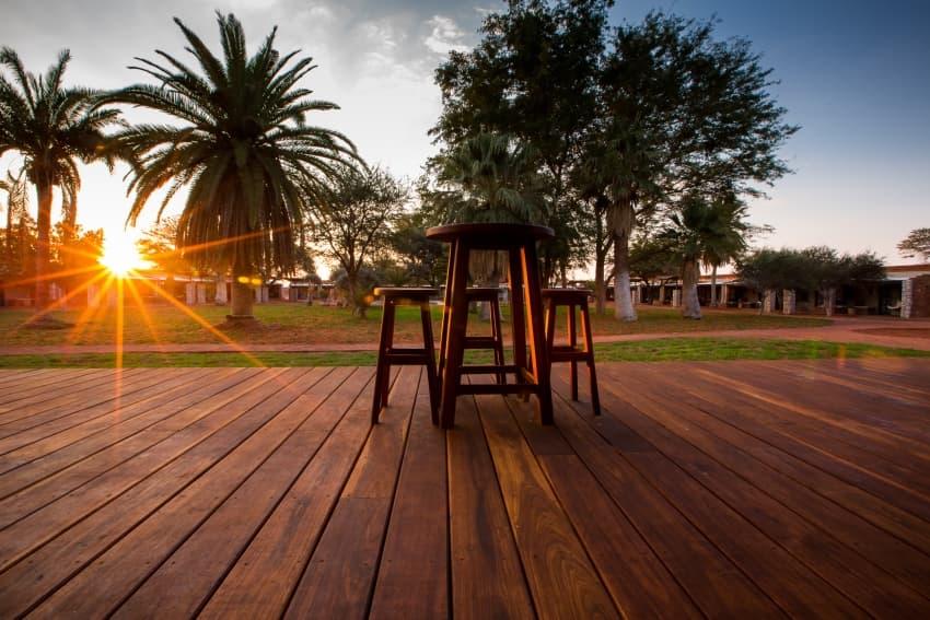 Embrace  the reality of the Kalahari atmosphere