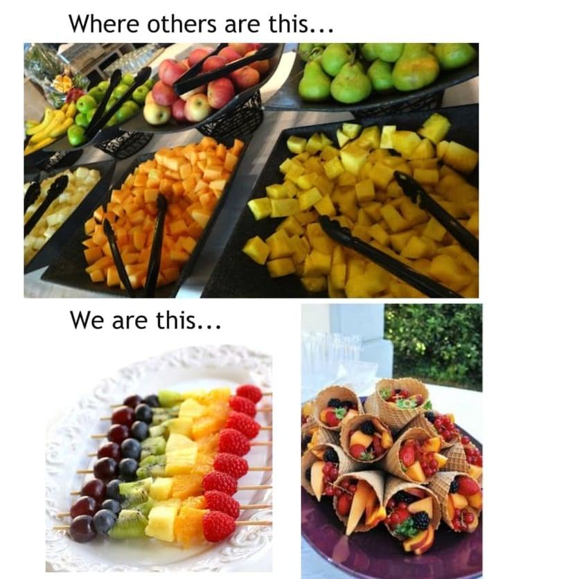 Blend-fruits