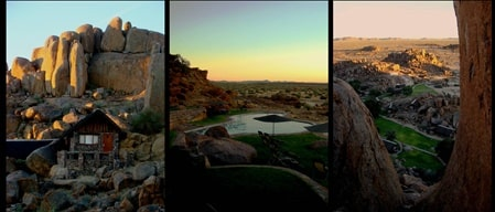 Boulders, Chalets, Sunset View
