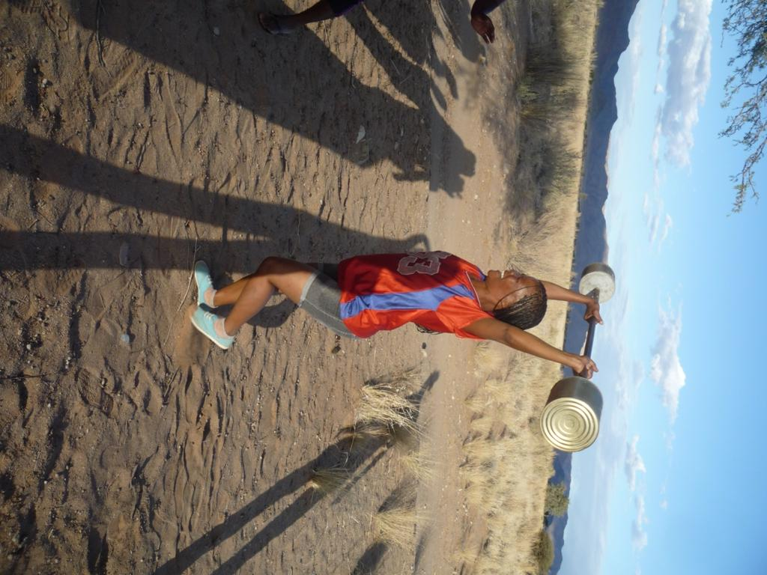Bush Gym Namib Desert