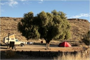 Canyon roadhouse Campsite