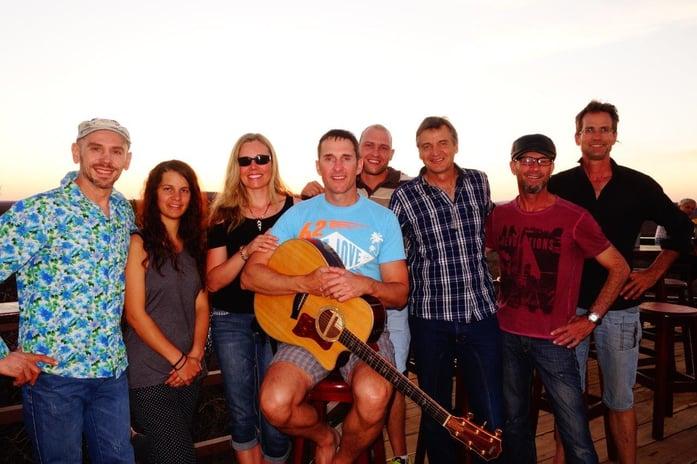 Gondwana Song Team
