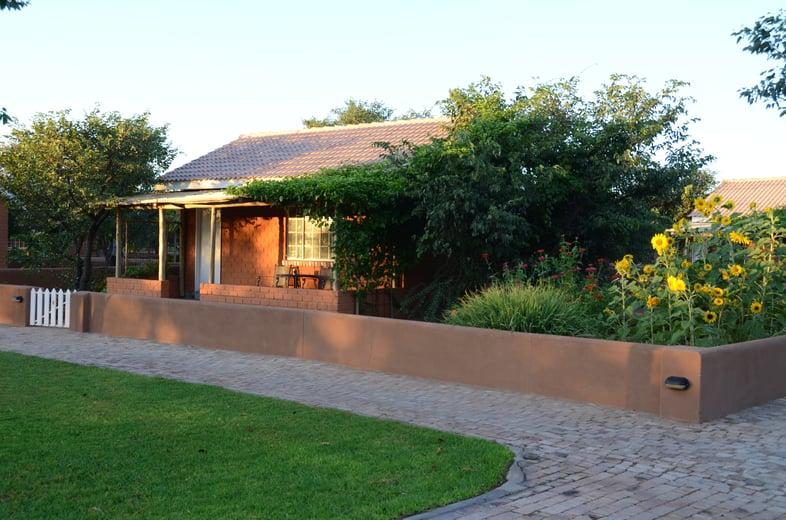 Chalet at Damara Mopane Lodge