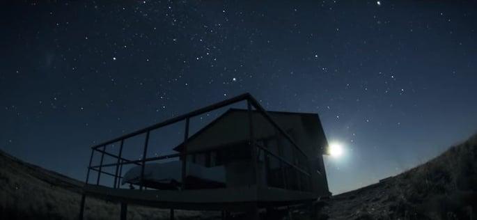 Namib Dune Star Camp. image credits : Ees