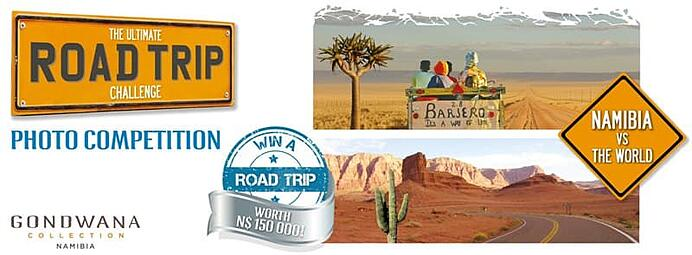 Ultimate Road Trip Photo Competition