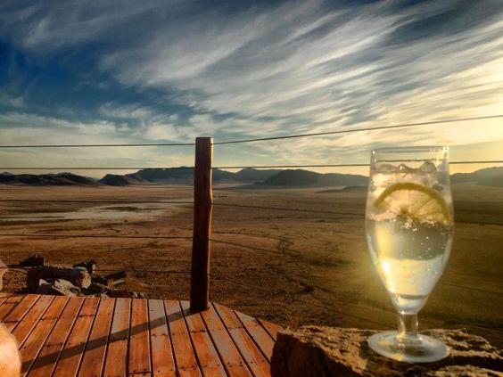 Gin & Tonic: Carsten Von Luttwitz