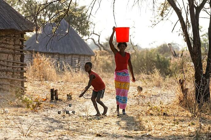 Everyday life in Rundu