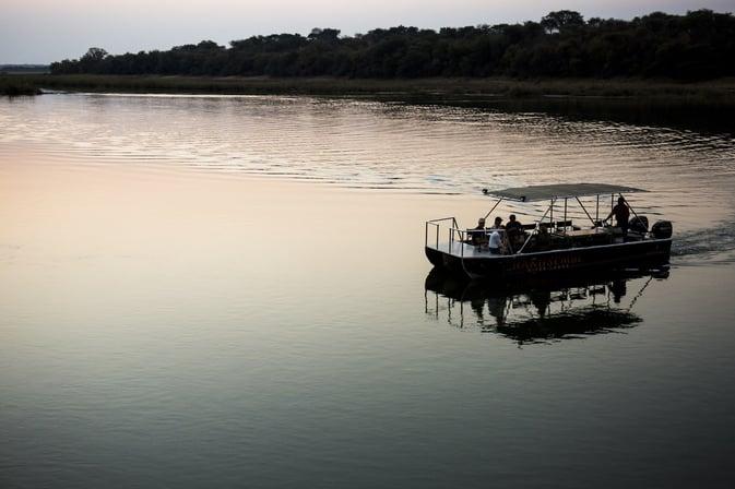 Hakusembe River Cruise