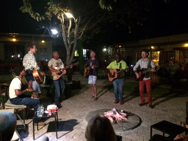 Gondwana Song Video shoots