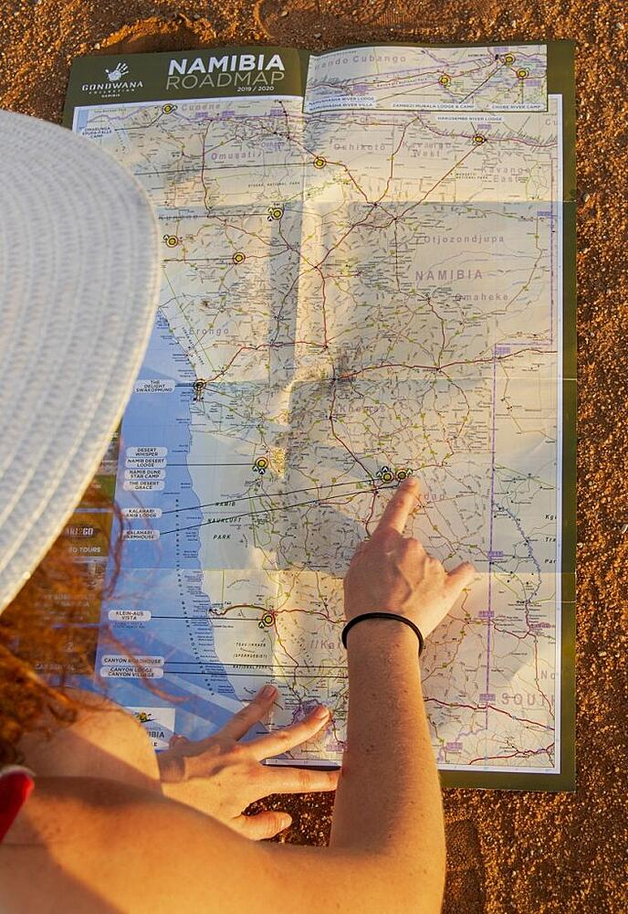You are here. © Gondwana Collection Namibia