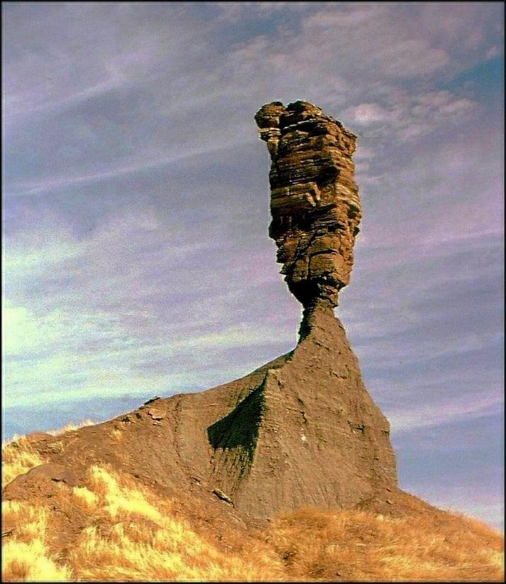 Mukorob , Finger of God