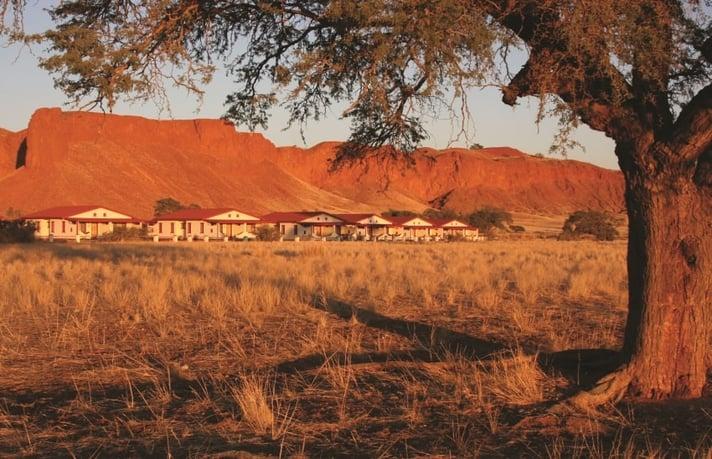 The Namib Desert Lodge
