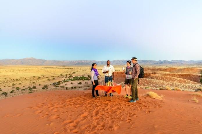 The Namib Desert experience