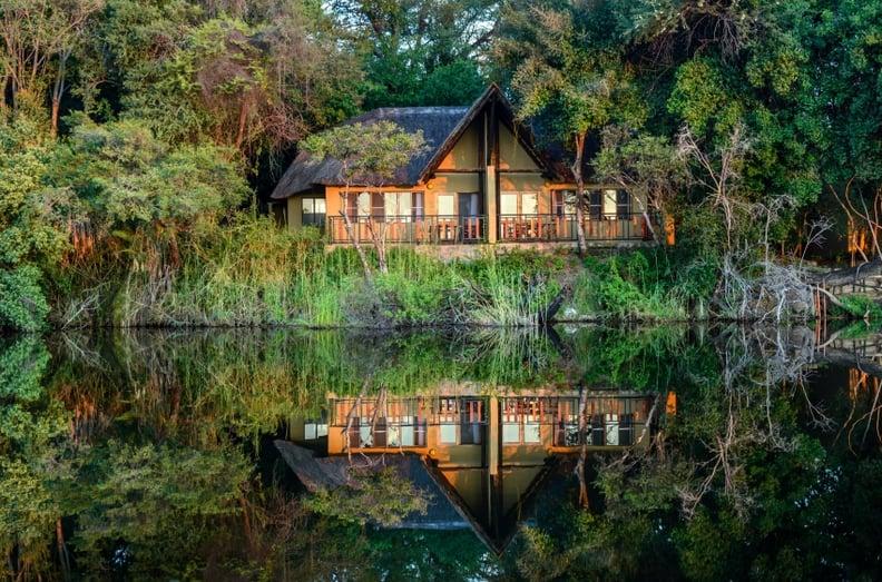 Namushasha River Lodge along the Zambezi River