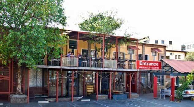 Namibia Craft Centre. Photo: Informanté