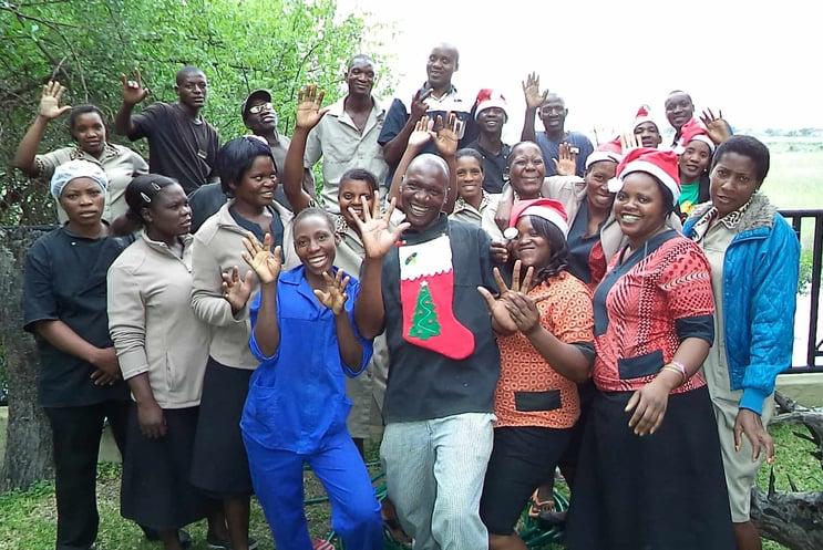 Namushasha River Lodge Team