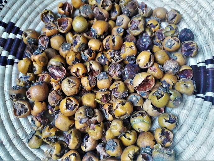 Dried Berry fruit (Eenyandi)