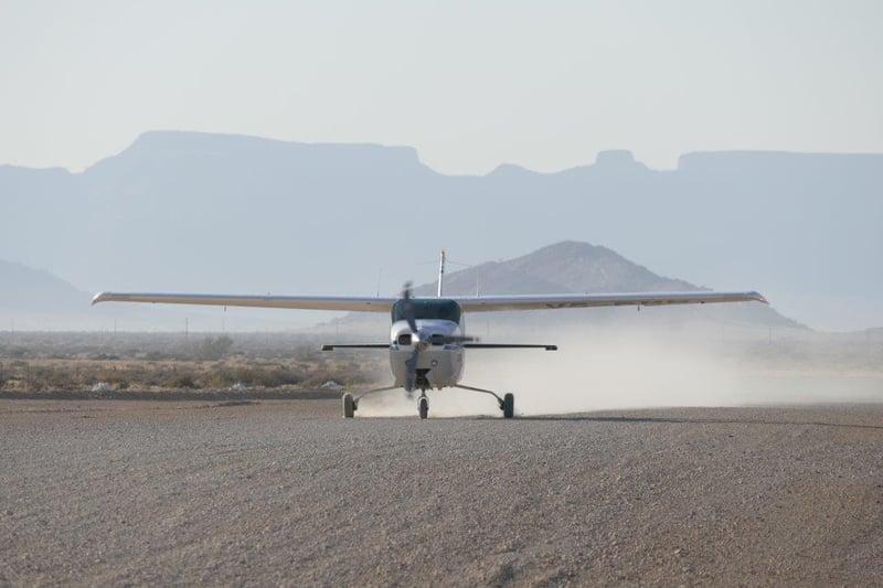 Sossusvlei Scenic Flight Langin