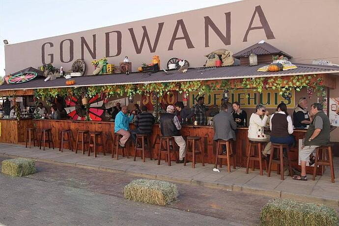 Rights to Namibia Tourism Expo