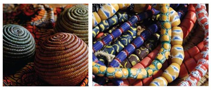 Crafts - Image from www.proudlyafrican.info