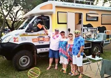 RV Minivan Camper class