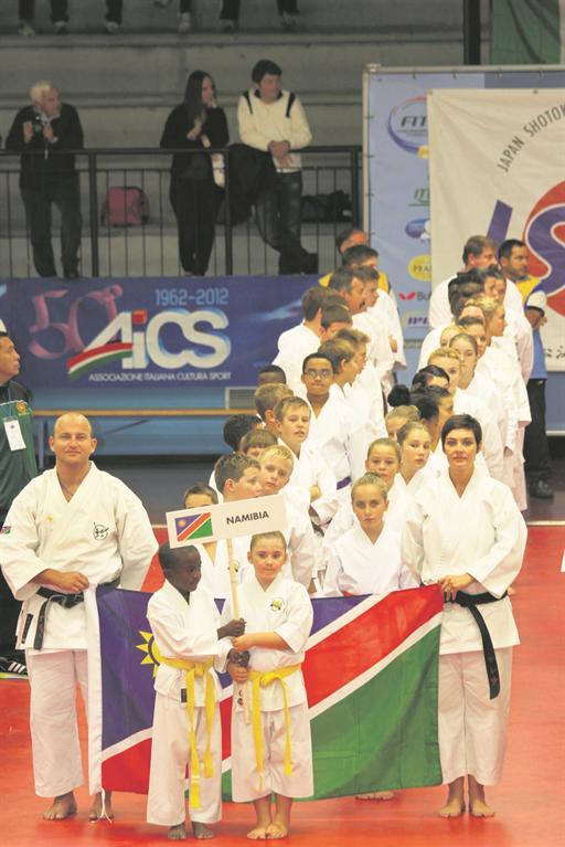 Shotokan Karate Academy Namibia
