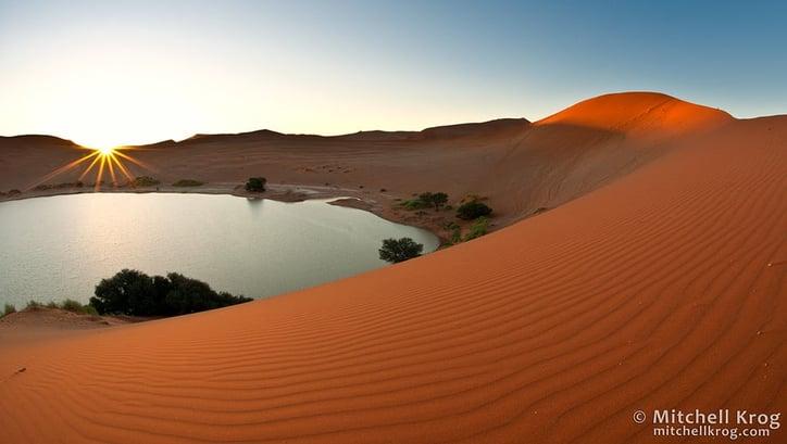 Sossusvlei Desert Oasis - Image: Mitchell Krog