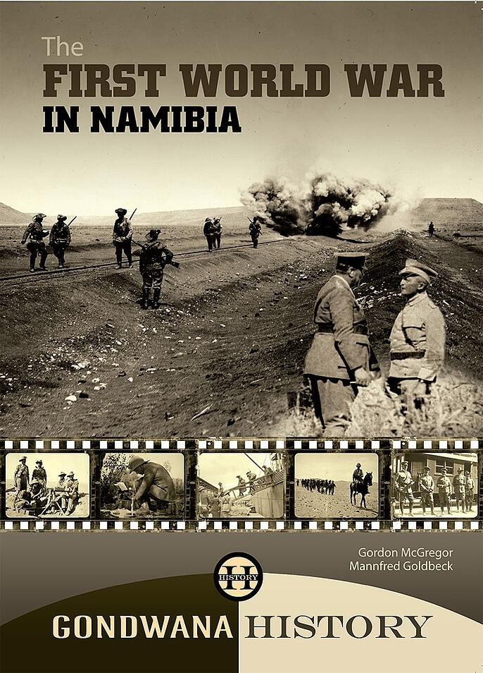 The First World War in Namibia book cover