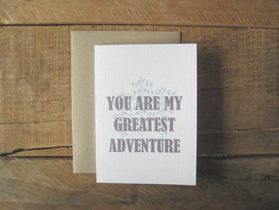 Card for valentines