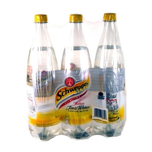 Tonic water: british corner shop