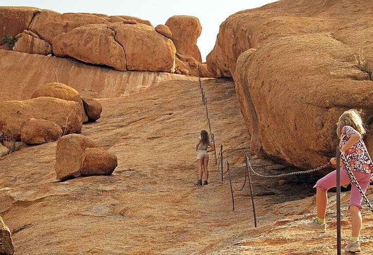 Bushman's paradise - Rights to namibia.ellerstrand.se
