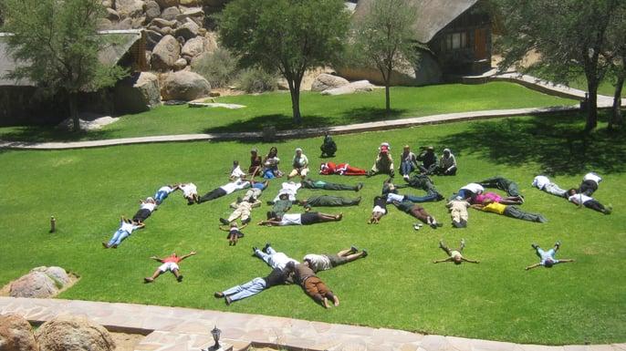 Canyon Lodge team