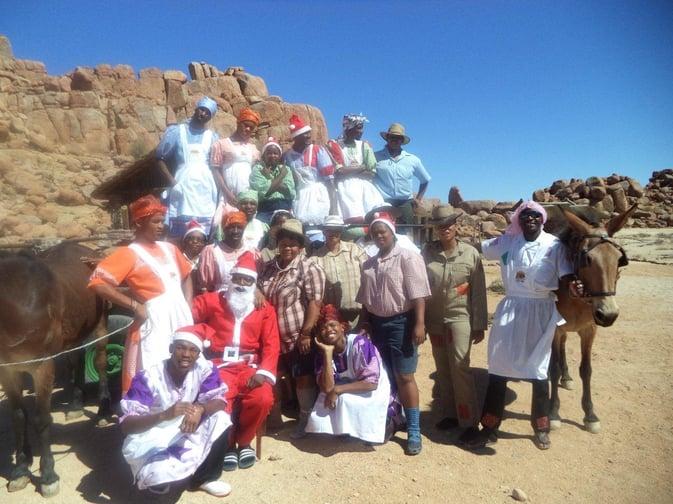 Canyon Village Team