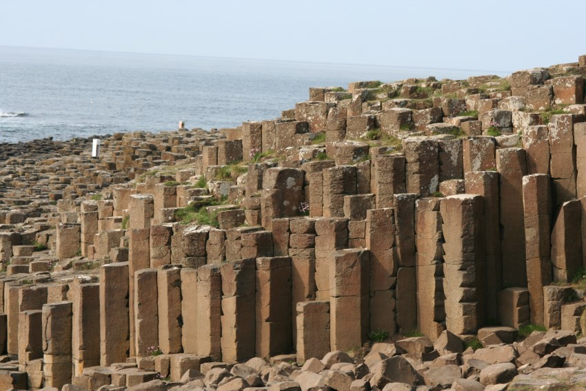 """""""Giant's Causeway in Northern Ireland"""" Rights to http://surrealplaces.net"""