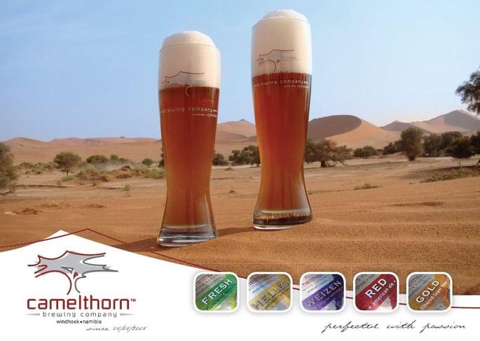 Camelthorn beer