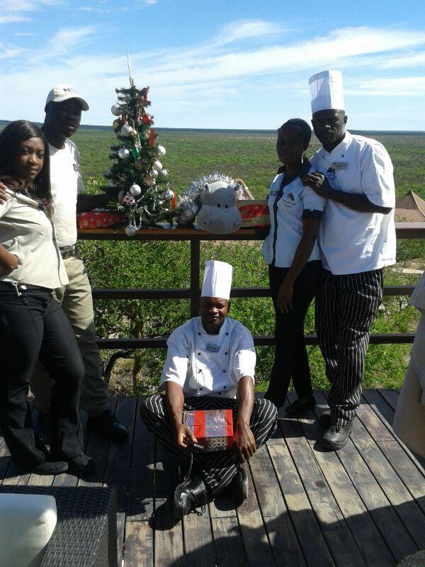 Etosha Safari Lodge Team