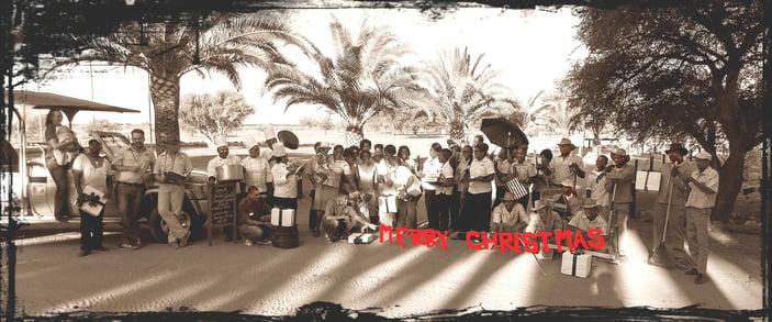 Kalahari Anib Team