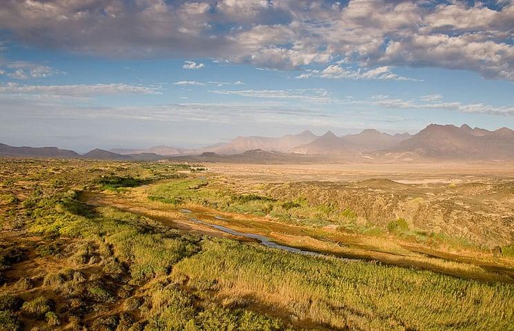 Landscapes. Image: Safari Bookings