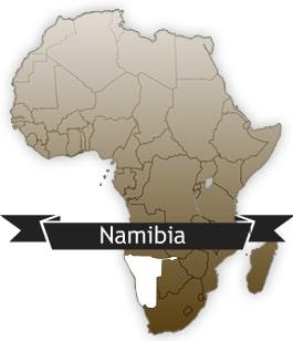 Map of Africa. Image: Profile Safaris