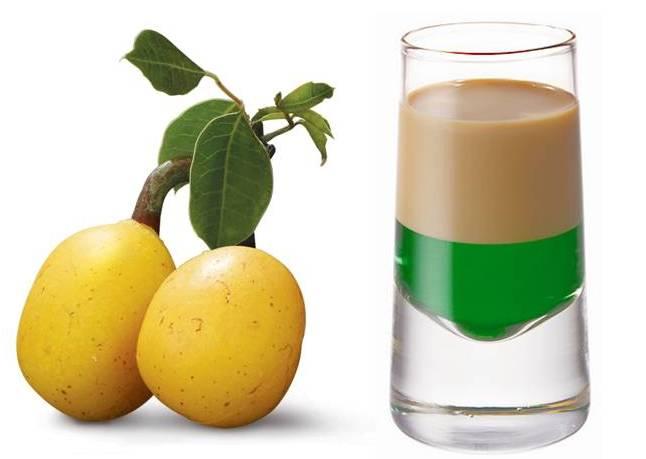 Marula fruit and Springbokkie