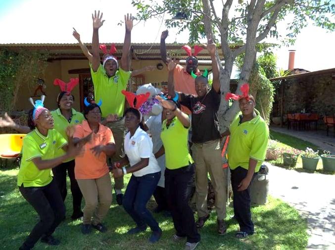 Etosha Safari Camp Team