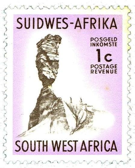 Mukorob stamp
